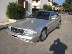 MERCEDES-BENZ SL 320 cat