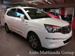 SSANGYONG Rodius 2.2 Diesel 4WD A/T Classy Stoffa Smart Audio