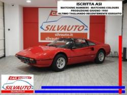FERRARI 308 GTS CARBURATORI TIPO F 106 AS - ISCRITTA ASI