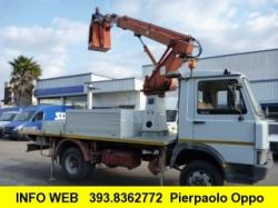 IVECO LKW/TRUCKS 60 - 10 Cestello Cella