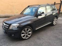 MERCEDES-BENZ GLK 320 CDI 4Matic Chrome