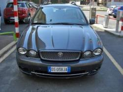 JAGUAR X-Type 2.2D cat Wagon Executive cDPF
