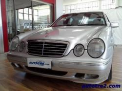 MERCEDES-BENZ E 240 2.6 V6 cat Avantgarde