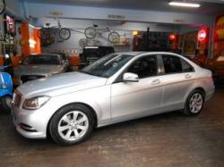 MERCEDES-BENZ C 200 CDI BlueEFFICIENCY Elegance+navigatore+xeno+pdc+