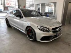 MERCEDES-BENZ C 63 AMG C63S COUPE