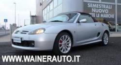 MG TF 135 1.8 16V cat CABRIO PELLE FENDI RADIO CD