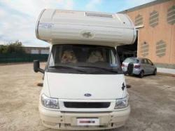 FORD Transit CAMP ESTRO 4 FORD