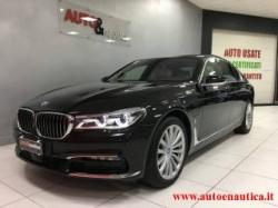 BMW 740 e iPerformance Steptronic Eccelsa Full