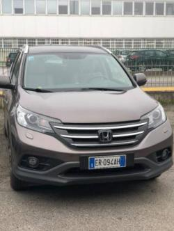 HONDA CR-V 2.2 i-DTEC Executive ADAS HDD Sat Navi AT