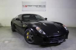 FERRARI 599 HGTE GTB Fiorano F1 ALL BLACK