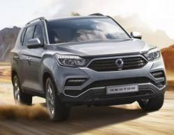 SSANGYONG REXTON g4 2.2 diesel 4wd 181cv icon a/t
