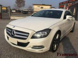 MERCEDES-BENZ CLS 250CDI SW BlueEFFICIENCY