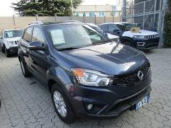 SSANGYONG Korando 2.0 e-XDi 149 CV 2WD MT Value