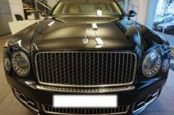 BENTLEY Mulsanne Bentley Mulsanne Speed BENTLEY-SERVICE-KRAUTHAHN N