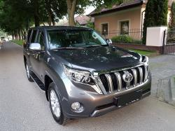 TOYOTA Land Cruiser 2.8 D-4D automatico executive