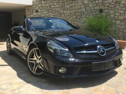 MERCEDES-BENZ SL 63 AMG Roadster Aut.