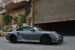 PORSCHE 996 TURBO S 997 BODYKIT