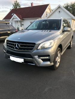 MERCEDES-BENZ ML 350 ml 350