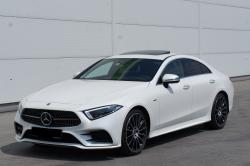 MERCEDES-BENZ CLS 350 CLS 400d  4MATIC AMG