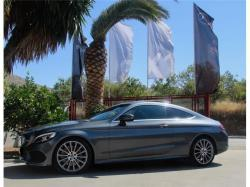 MERCEDES-BENZ C 250 D COUPE 9G TRONIC AMG LINE