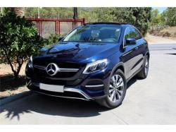 MERCEDES-BENZ GLE 350 D COUPE 4 MATIC 9G TRONIC