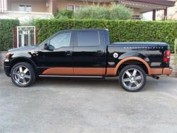 FORD F 150 Harley Davidson 105th Anniversary Edition