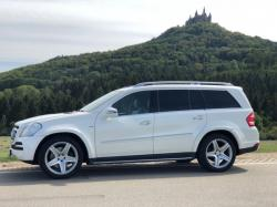 MERCEDES-BENZ GL 500 4Matic 7G Grand Edition