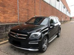 MERCEDES-BENZ GL 500 GL 63 AMG 4Matic Speedshift Plus 7G-TRONIC