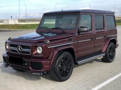 MERCEDES-BENZ G 55 AMG Design