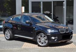 BMW X5 BMW X6 3.0D HIGH EXECUTIVE  pelle nera
