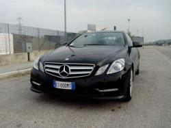 MERCEDES-BENZ E 250 BlueEFFICIENCY AMG