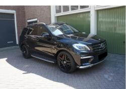 MERCEDES-BENZ ML 55 AMG Mercedes-Benz Classe M ML benzina 63 AM
