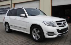 MERCEDES-BENZ GLK 220 CDI 4-Matic BE Xenon Navi Park