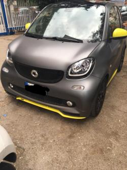 SMART ForFour s