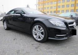 MERCEDES-BENZ CLS 350 CDI 4 MATIC