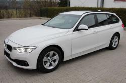 BMW 318 Touring Aut. bianco ALPINO 3 LED PDC