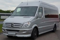 MERCEDES-BENZ Sprinter Extra Lang