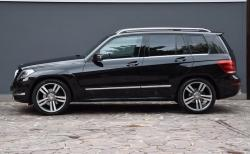 MERCEDES-BENZ GLK 220 4Matic BluetEC Premium