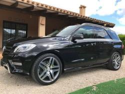 MERCEDES-BENZ ML 350 AMG BlueTec 4M 7G Plus