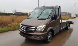 MERCEDES-BENZ Sprinter 519 Cdi V6