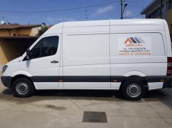 MERCEDES-BENZ Sprinter F37/30 210 CDI TN Furgone Frien