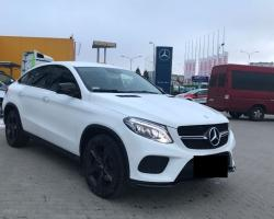 MERCEDES-BENZ GLE 350 350d Coupe  diesel  AMG
