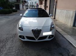"ALFA ROMEO Giulietta 1.4 TURBO MULTIAIR 170 CV DISTINCTIVE ""TETTO APRIBILE"""
